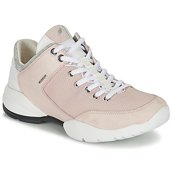 Sko Dame Lave sneakers Geox SFINGE A Pink