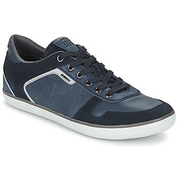 Sko Herre Lave sneakers Geox BOX Marineblå