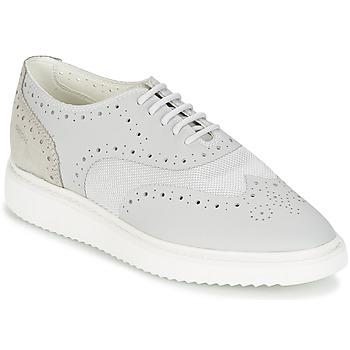 Sko Dame Lave sneakers Geox THYMAR B Grå