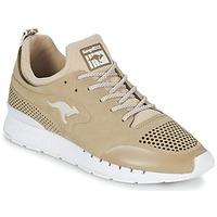 Sko Lave sneakers Kangaroos COIL 2.0 MONO Beige