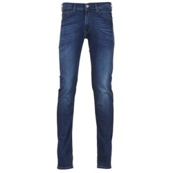 textil Herre Jeans - skinny Replay JONDRILL Blå / MEDIUM