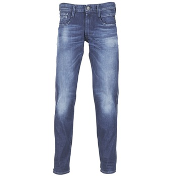 textil Herre Smalle jeans Replay AMBASS Blå / Medium