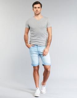 textil Herre Shorts Replay RBJ901 Blå / TURKIS