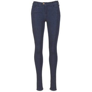 textil Dame Jeans - skinny Replay TOUCH Blå