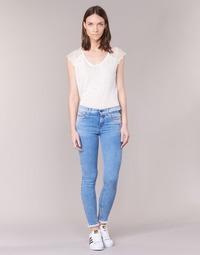 textil Dame Jeans - 3/4 & 7/8 Replay JOI Blå / MEDIUM