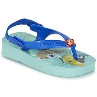 Sko Børn Flip flops Havaianas BABY DISNEY CUTIES Blå / Gletscher