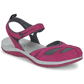 Sko Dame Sandaler Merrell SIREN WRAP Q2 Pink