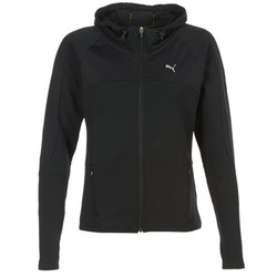 textil Dame Sweatshirts Puma TRANSITION JKT Sort