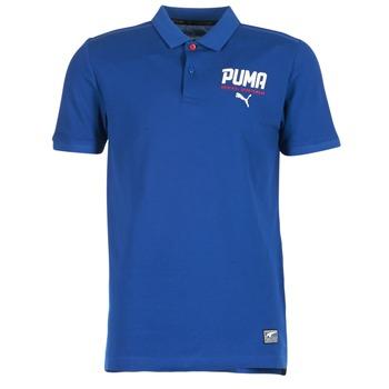 textil Herre Polo-t-shirts m. korte ærmer Puma STYLE TEC POLO Blå
