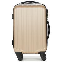 Tasker Hardcase kufferter David Jones CHAUVETTA Guld