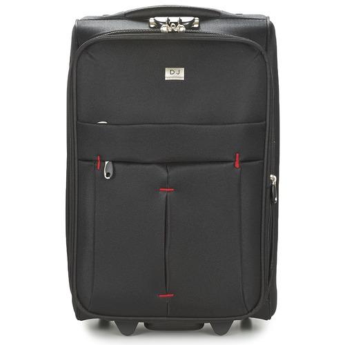 Tasker Softcase kufferter David Jones JAVESKA 49L Sort