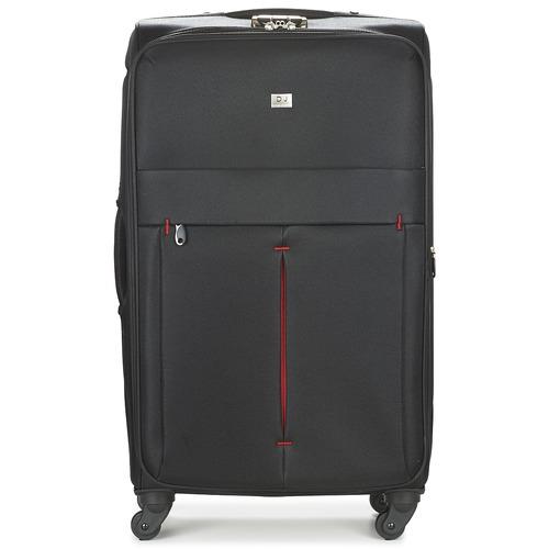 Tasker Softcase kufferter David Jones JAVESKA 111L Sort