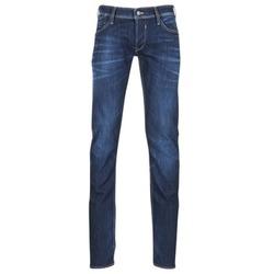 textil Herre Lige jeans Le Temps des Cerises 711 Blå / Mørk