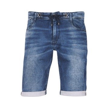 textil Herre Shorts Le Temps des Cerises JOGG SHORT Blå / MEDIUM