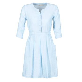 textil Dame Korte kjoler Molly Bracken BLECH Blå
