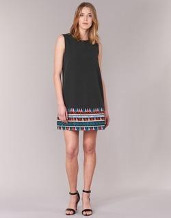 textil Dame Korte kjoler Molly Bracken MESPT Sort