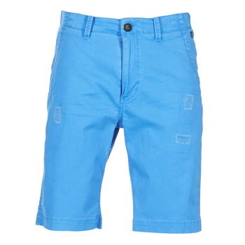 textil Herre Shorts Petrol Industries CHINO Blå