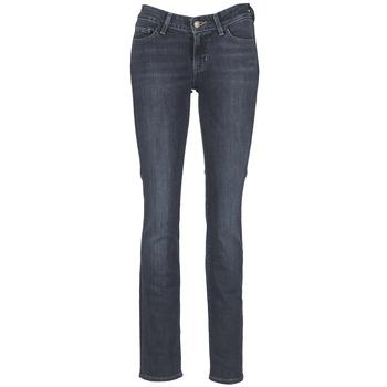 textil Dame Lige jeans Levi's 714 STRAIGHT VEST / VIDUNDER