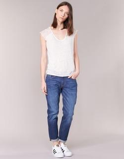 textil Dame Jeans - boyfriend Levi's 501 CT Crate / Digger