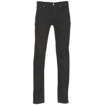 textil Herre Smalle jeans Levi's 511 SLIM FIT Sort