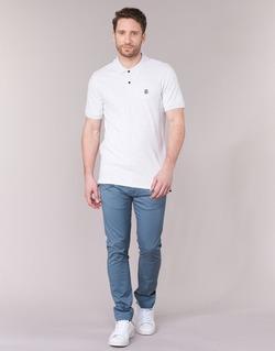 textil Herre Chinos / Gulerodsbukser Selected HYARD Blå