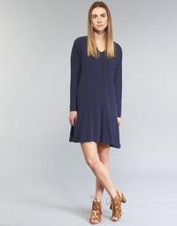 textil Dame Korte kjoler Tommy Hilfiger GRETA Marineblå