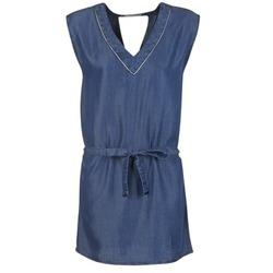 textil Dame Korte kjoler Les P'tites Bombes GUELOFI Blå