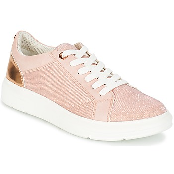 Sko Dame Lave sneakers S.Oliver EXIMATE Pink