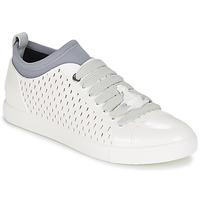 Sko Herre Lave sneakers Vivienne Westwood ORB ENAMELLED SNKER Hvid