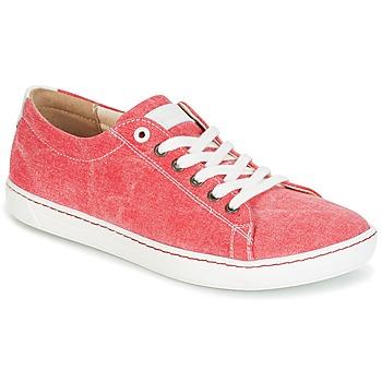 Sko Dame Lave sneakers Birkenstock ARRAN LADIES Rød