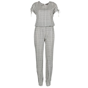 textil Dame Buksedragter / Overalls Vero Moda NOW Hvid / Sort