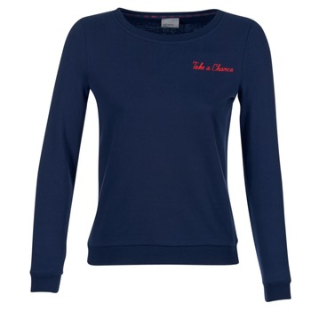 textil Dame Sweatshirts Vero Moda SWEET Marineblå