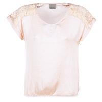textil Dame Toppe / Bluser Vero Moda SATINI Pink