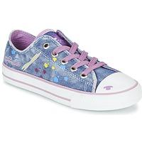 Sko Pige Lave sneakers Tom Tailor JIJAA Blå / Violet