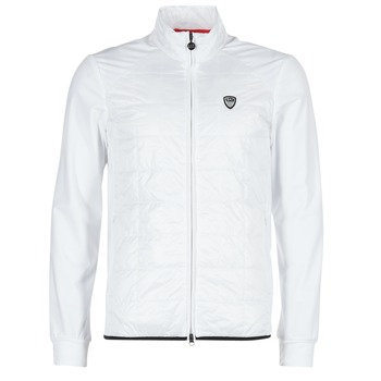 textil Herre Jakker Emporio Armani EA7 GREEN CLUB Hvid