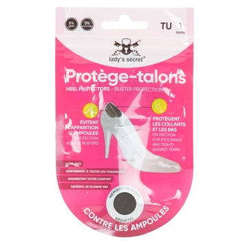 Accessories Dame Skotilbehør Lady's Secret PROTEGE TALON NO PAIN Sort