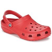 Sko Træsko Crocs CLASSIC Rød