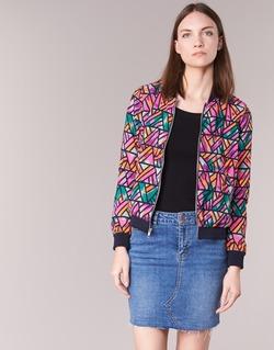 textil Dame Jakker / Blazere Noisy May JUNGLE Flerfarvet