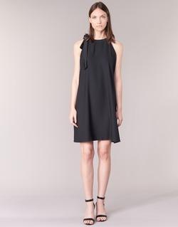 textil Dame Korte kjoler Naf Naf LOISEL Sort