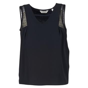 textil Dame Toppe / T-shirts uden ærmer Naf Naf OPIPA Sort