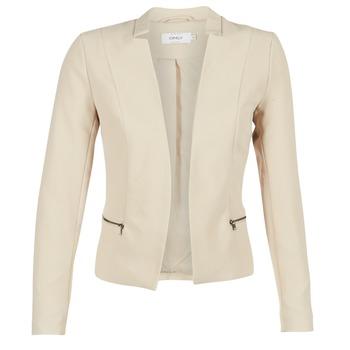 textil Dame Jakker / Blazere Only MADELINE BEIGE