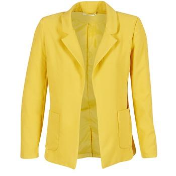 textil Dame Jakker / Blazere Only DUBLIN Gul