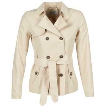 textil Dame Trenchcoats Only MARIA SHORT BEIGE