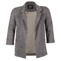 textil Dame Jakker / Blazere Only CAROLINE Grå