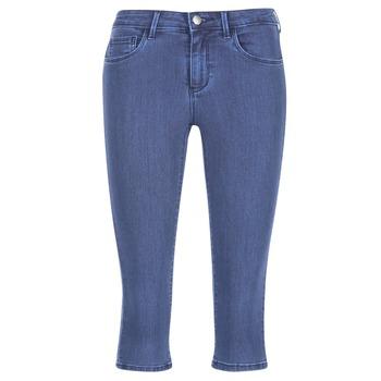 textil Dame Halvlange bukser Only RAIN KNICKERS Blå / Medium