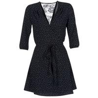 textil Dame Korte kjoler Only NOVA LACE Sort