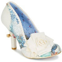 Sko Dame Pumps Irregular Choice WASHINGTON Hvid