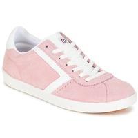 Sko Dame Lave sneakers Yurban GUELVINE Pink