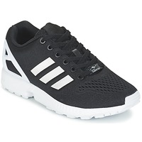 Sko Lave sneakers adidas Originals ZX FLUX EM Sort