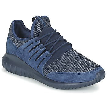 Sko Lave sneakers adidas Originals TUBULAR RADIAL Marineblå